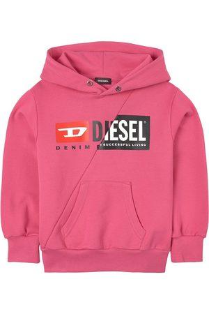 Diesel Kids - Logo Hoodie - Unisex - 10 years - - Sweatshirts