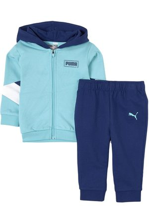 PUMA Sports Hoodies - Kids Sale - Hooded Tracksuit - Unisex - 6 months - - Tracksuits