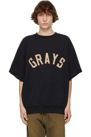 FEAR OF GOD Grays 3/4 Sleeve Sweatshirt
