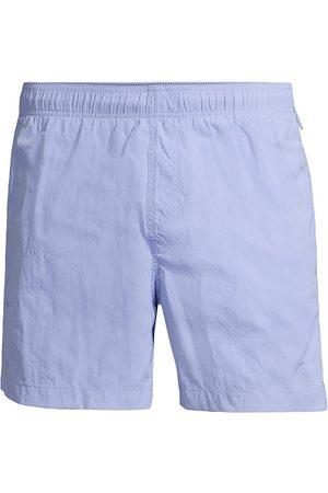 ONIA Men's Nylon Crinkle Shorts - Pale Iris - Size XL
