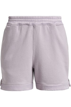 RTA Women's Edgar Jersey Shorts - Dusk Mauve - Size Large