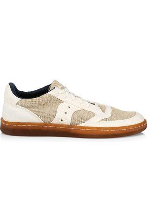 Saucony Men's Jazz Court Sneakers - Us Natural Gum - Size 11