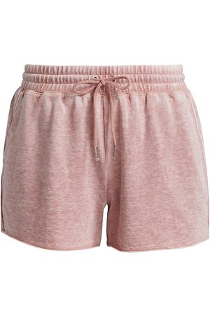 Splendid Women Sports Shorts - Women's Costa Mesa Shorts - Sienna - Size Large