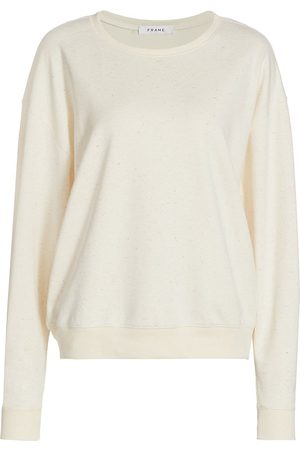 Frame Women's Au Natural Uni Sweatshirt - Natural Heather - Size Small