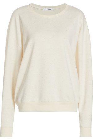 Frame Women's Au Natural Uni Sweatshirt - Natural Heather - Size Small