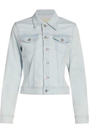 AG Jeans Women's Robyn Denim Jacket - Destin - Size Medium