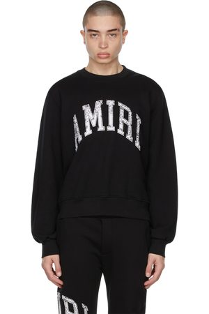 AMIRI Men Sweatshirts - Varsity Sweatshirt