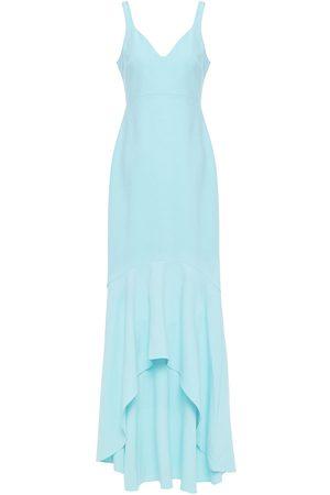 Cinq A Sept Woman Sade Fluted Jersey Gown Light Size 10