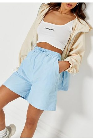 Missguided Co Ord Toggle Shorts