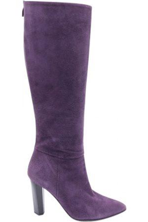 Diane von Furstenberg \N Leather Boots for Women