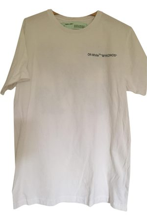 OFF-WHITE \N Cotton T-shirts for Men