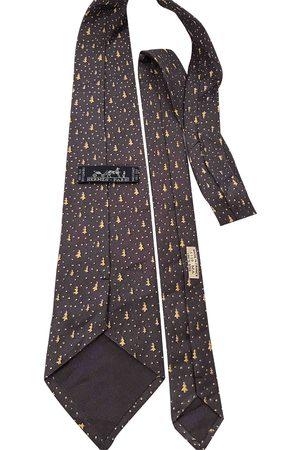 Hermès \N Silk Ties for Men