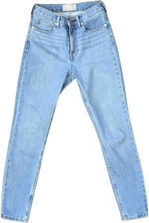 Everlane \N Cotton - elasthane Jeans for Women