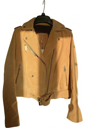Michael Kors \N Suede Leather Jacket for Women