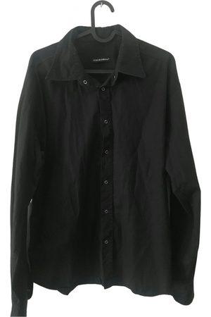 Dolce & Gabbana \N Cotton Shirts for Men