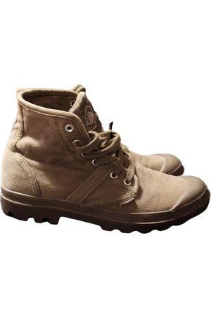 Palladium \N Cloth Boots for Men
