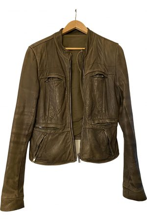 Rick Owens \N Leather Leather Jacket for Women