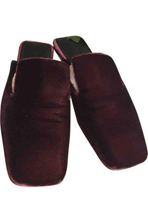 Jil Sander \N Cloth Mules & Clogs for Women