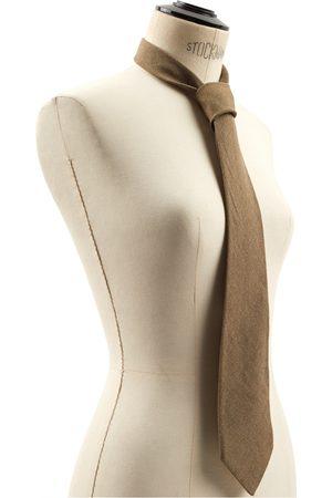 Hermès \N Cotton Ties for Men