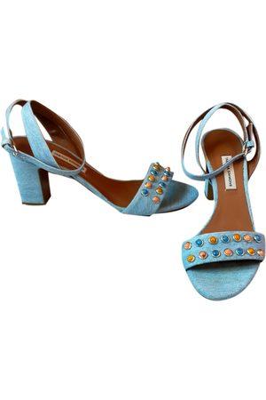 Tabitha Simmons \N Cloth Sandals for Women