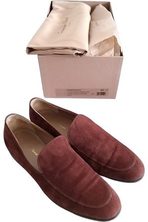 Gianvito Rossi \N Suede Flats for Men