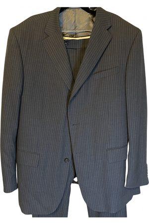 Oscar de la Renta \N Wool Suits for Men