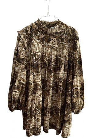 Ganni Spring Summer 2019 Cotton Dress for Women