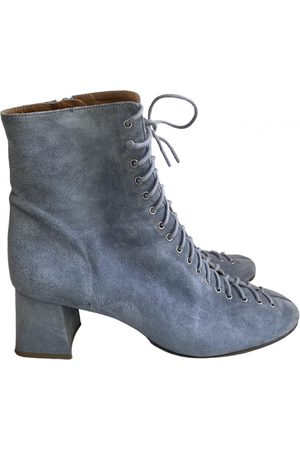 By Far \N Suede Ankle boots for Women
