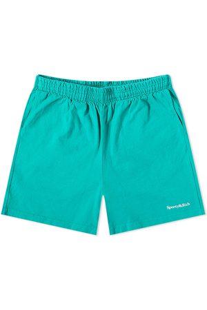 Sporty & Rich Men Shorts - Eat Veggies Short