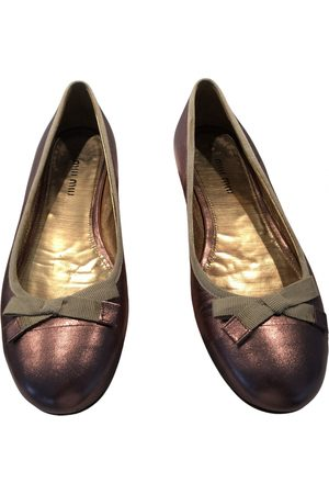 Miu Miu \N Patent leather Ballet flats for Women
