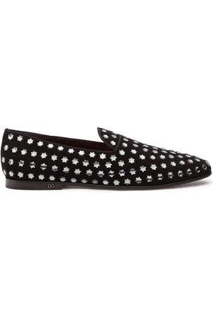 Dolce & Gabbana Men Slippers - Star-studded slippers
