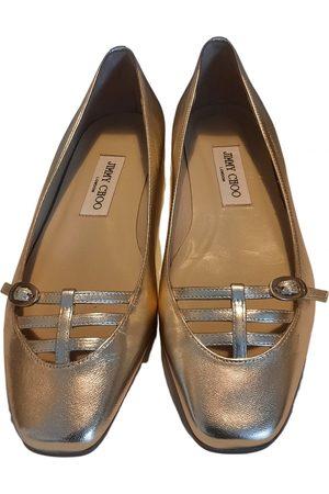 Jimmy Choo \N Leather Ballet flats for Women