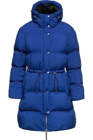 Aztech Women Puffer Jackets - Hooded padded down coat