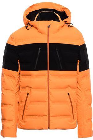Aztech Men Puffer Jackets - Padded hooded jacket