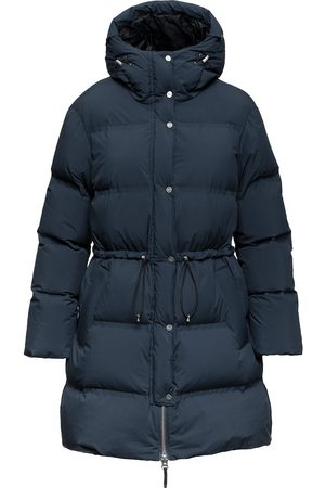 Aztech Galena hooded puffer down coat