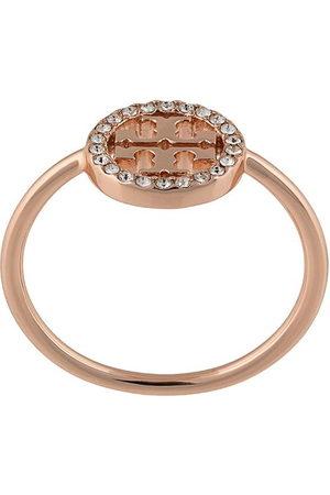 Tory Burch Delicate pavé ring