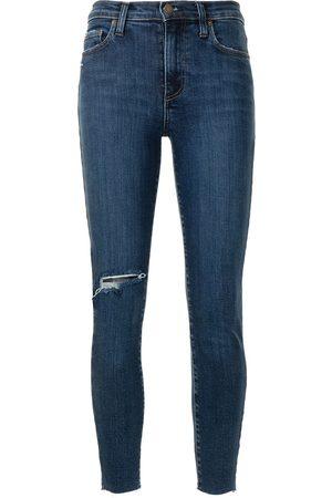 NOBODY DENIM Cult ripped skinny jeans
