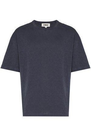 YMC Triple short-sleeve T-shirt