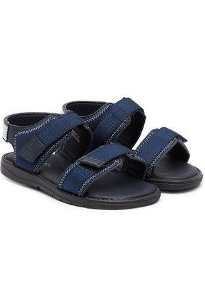 HUGO BOSS Sandals - Light touch-strap sandals