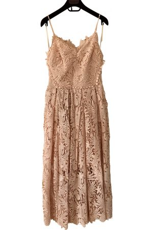 MARIA LUCIA HOHAN \N Lace Dress for Women