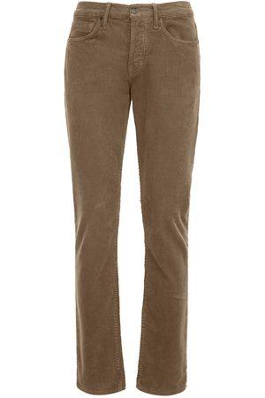 Tom Ford Men Slim - Slim Corduroy Denim Jeans