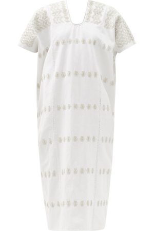PIPPA HOLT No.288 Embroidered Cotton Kaftan - Womens
