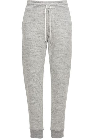 Tom Ford Men Sweatpants - Cotton Jersey Sweatpants