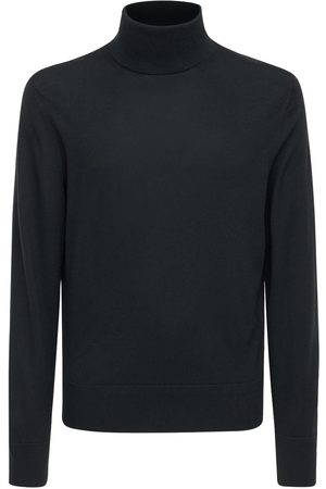 Tom Ford Wool Knit Turtleneck Sweater