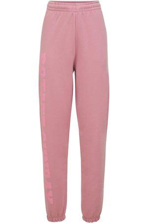 ROTATE Women Sweatpants - Mimi Sunday Capsule Jersey Sweatpants