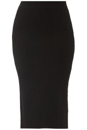 GAUGE81 Women Midi Skirts - Telde Stretch-knit Midi Skirt - Womens