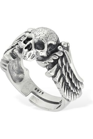 The Other Death Head Skull Ring