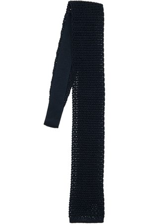 Tom Ford Men Neckties - 7.5cm Silk Knit Tie