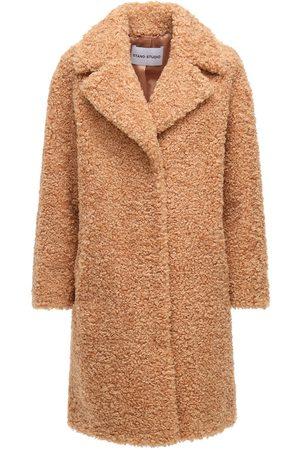 Stand Studio Women Coats - Camille Faux Fur Coat