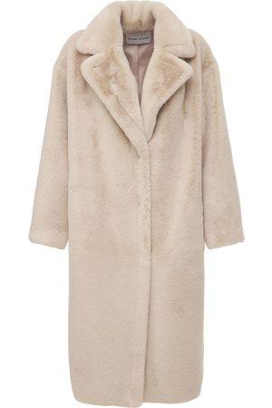 Stand Studio Women Coats - Maria Soft Faux Fur Coat